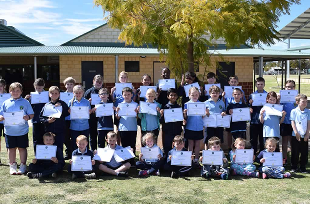 Primary Assembly – Term 3, Week 8