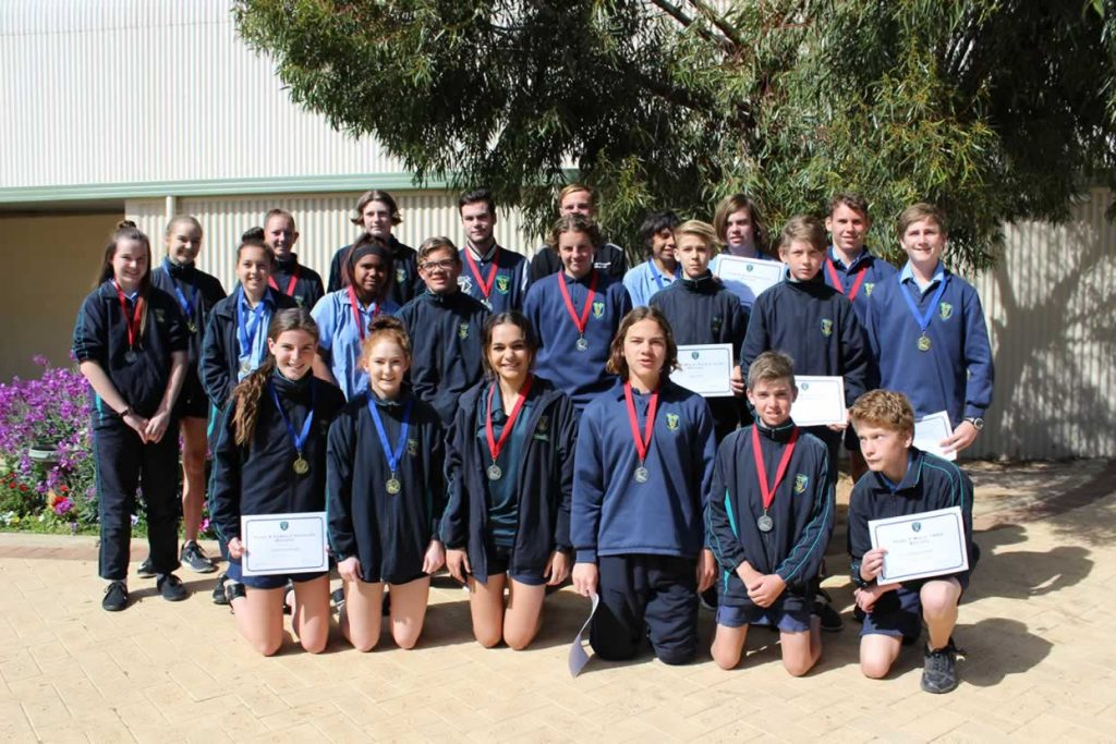 Secondary Inter-house Athletics Carnival