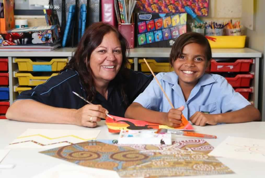 WA Aboriginal And Islander Education Officer Of The Year
