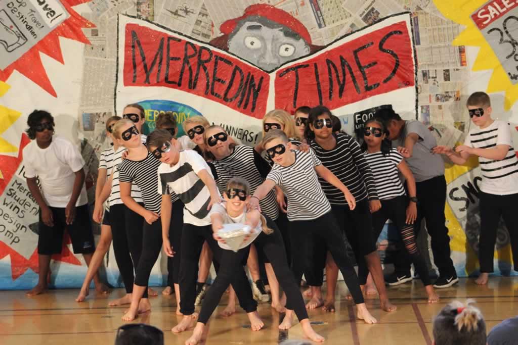 Merredin College Year 3-6 Merrydin Concert
