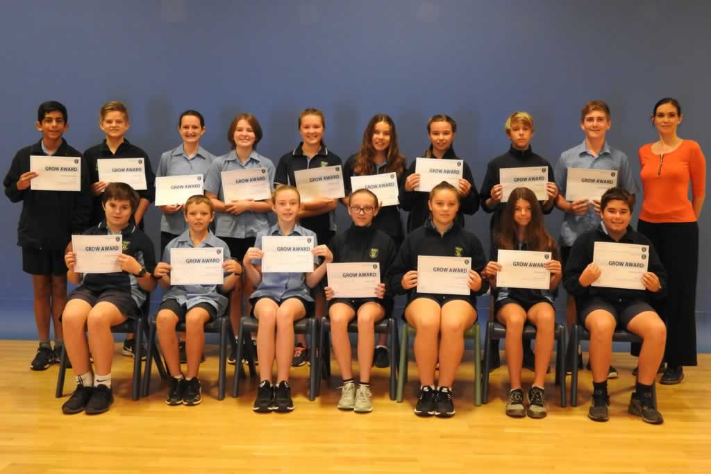Secondary Assembly – Term 1, Week 7