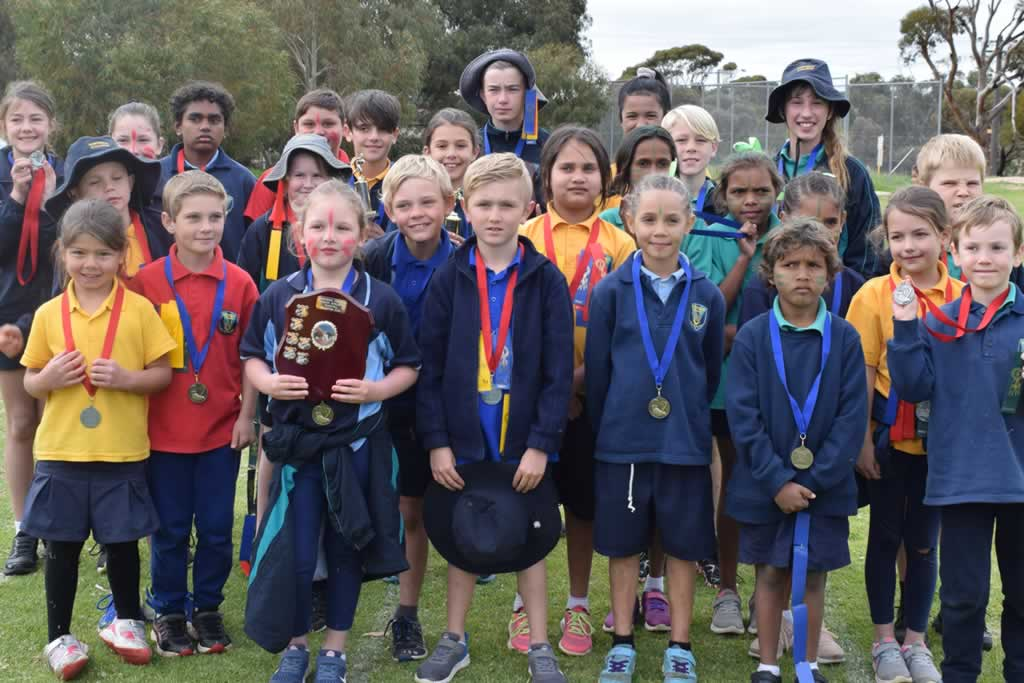 Primary Inter-house Athletics Carnival