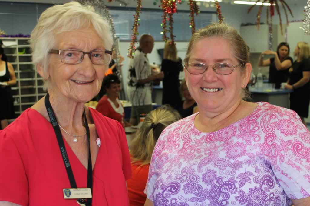 Merredin College Acknowledges Volunteers