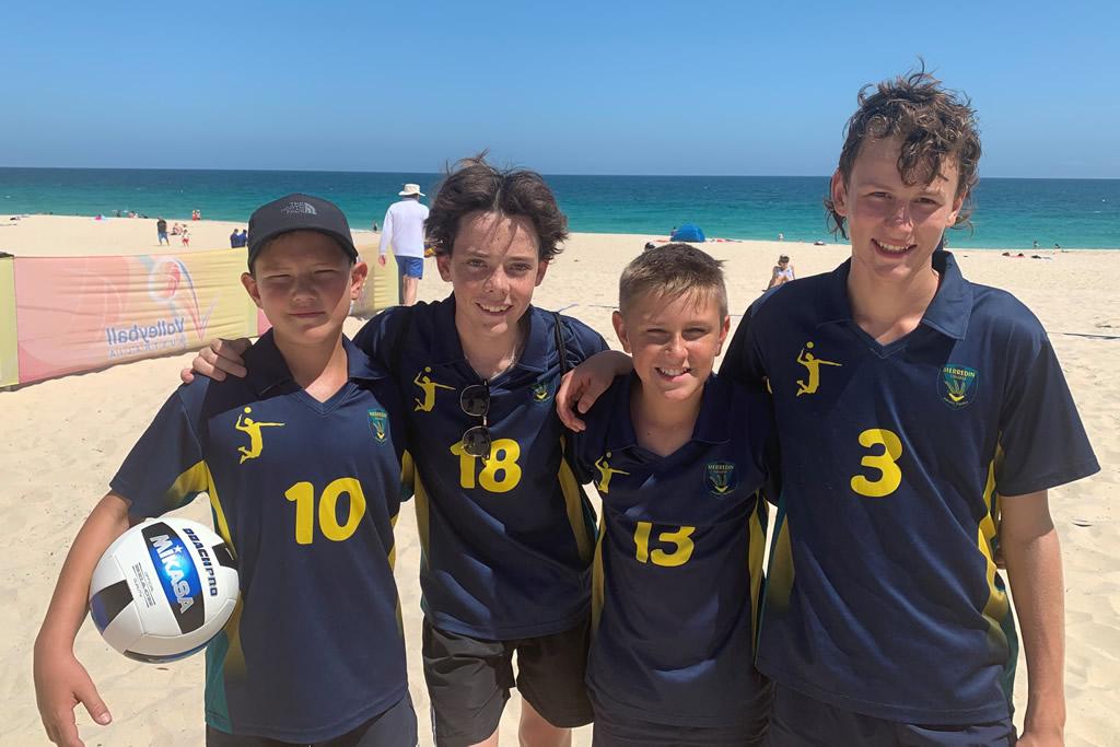 Beach Volleyball – Year 7/8