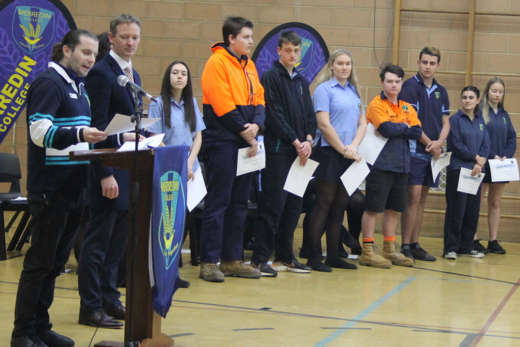 2020 Semester One Highest Achievers – Secondary