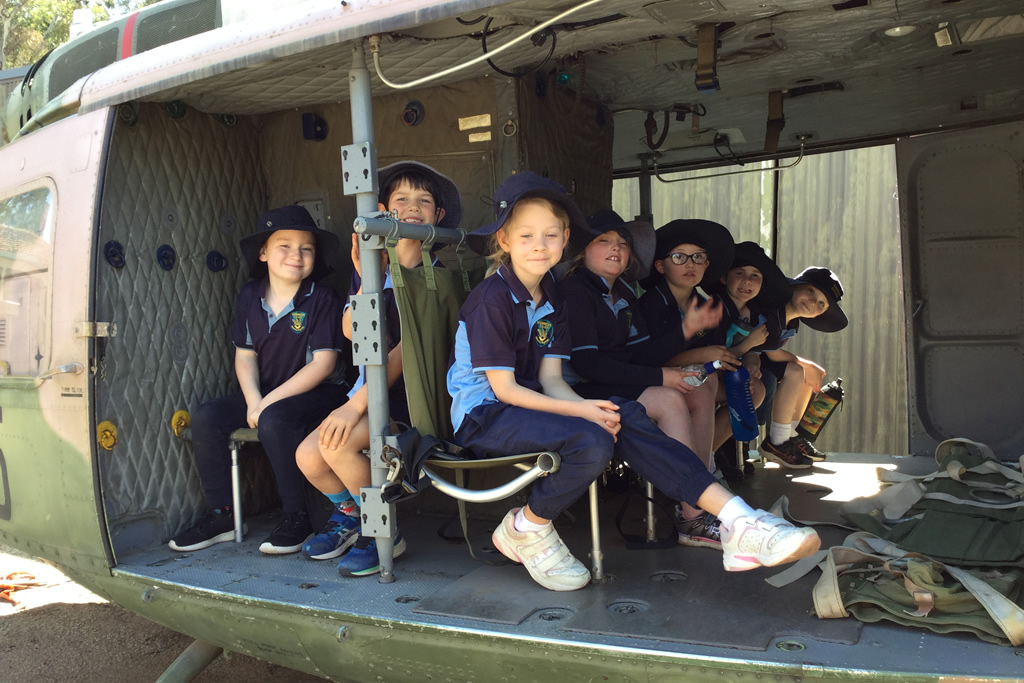 Year 1-2 History Excursion