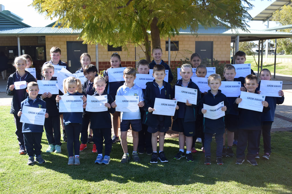 Primary Assembly – Term 3, Week 5