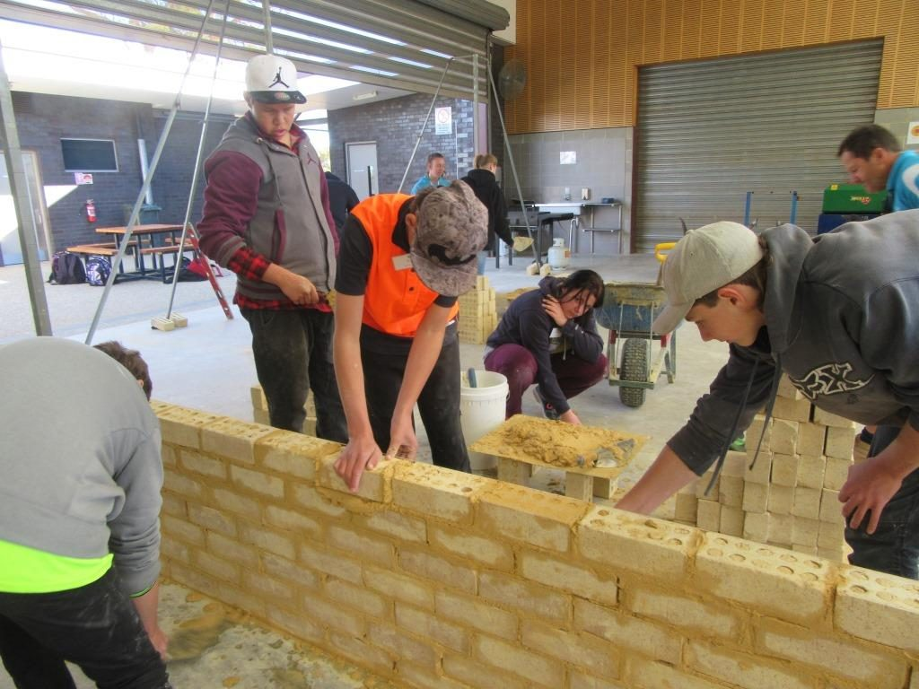 would you want to be a bricklayer  carpenter or welder