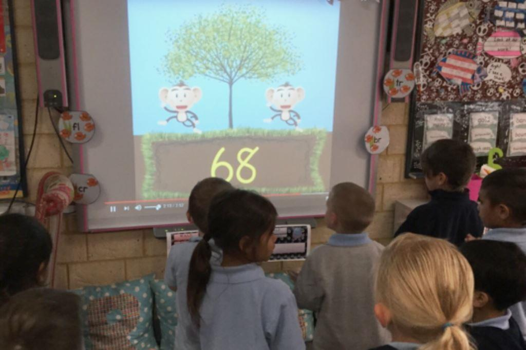 Year 1/2 Class Report