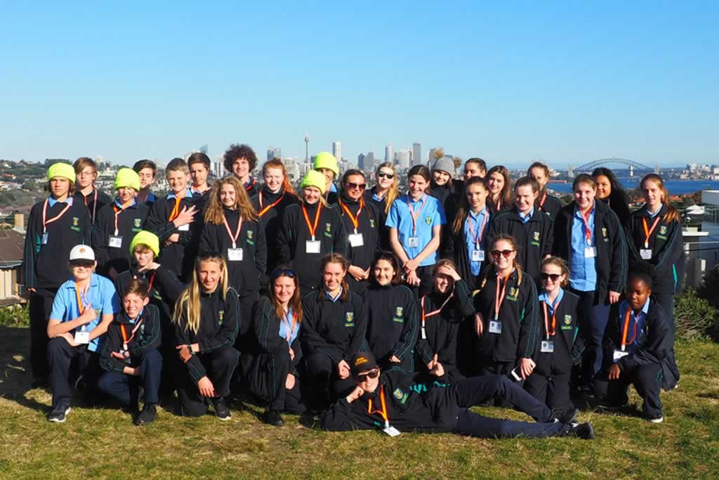 Year 9 Canberra Excursion
