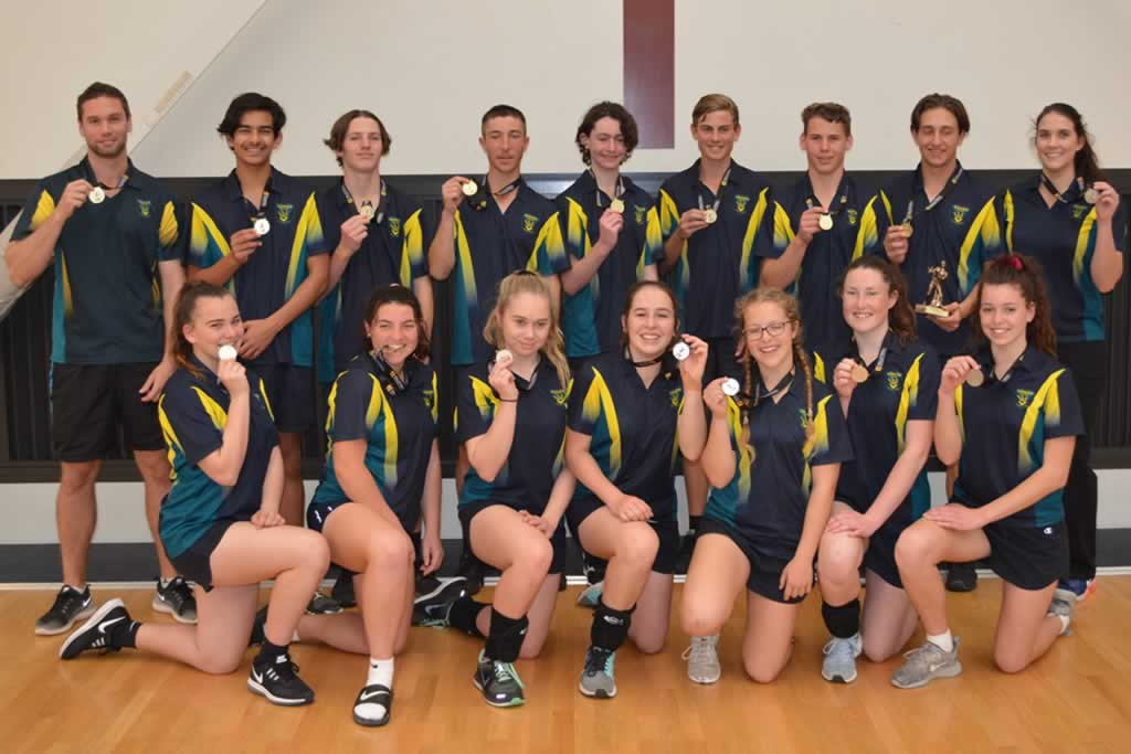 State Schools Volleyball Cup