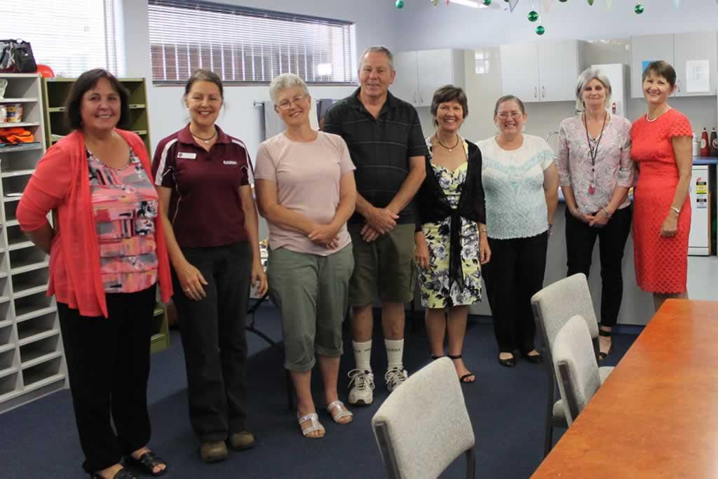 Merredin College Acknowledges Volunteers