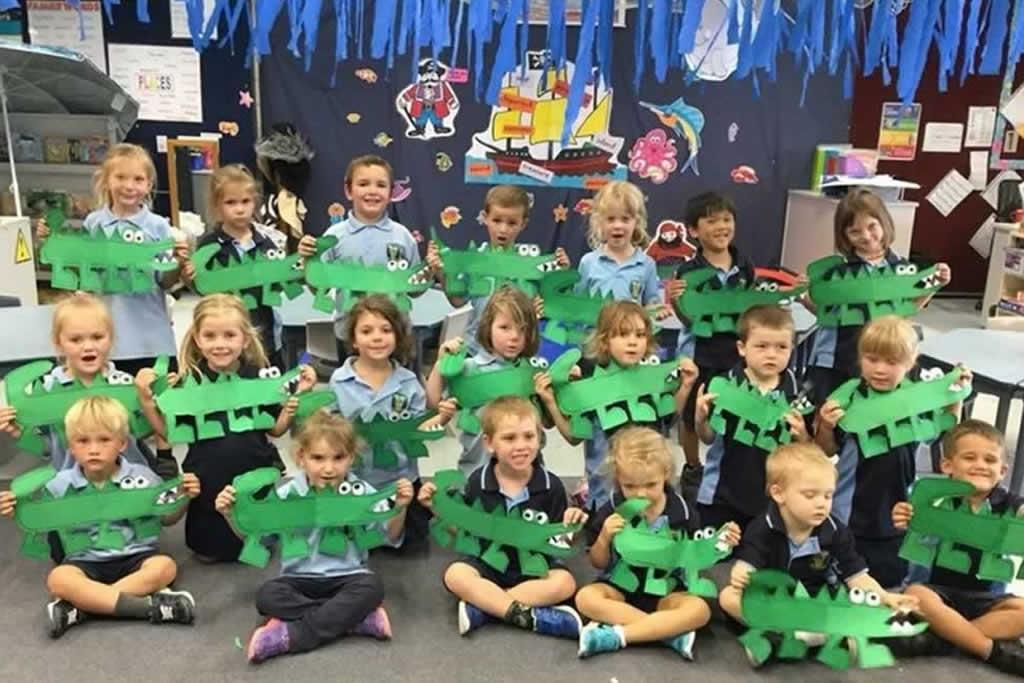 Pre-primary Classroom