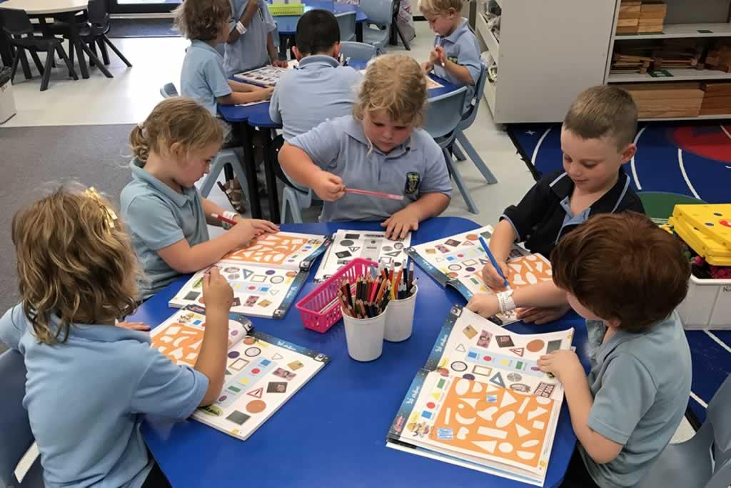 Kindy/Pre-primary Classroom