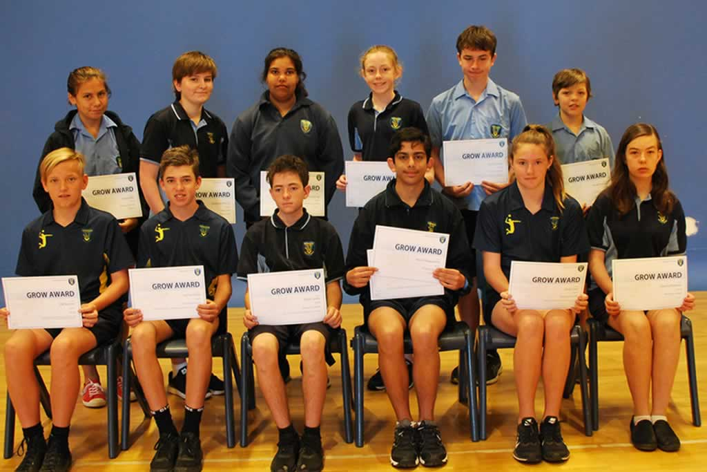 Secondary Assembly – Term 4, Week 4