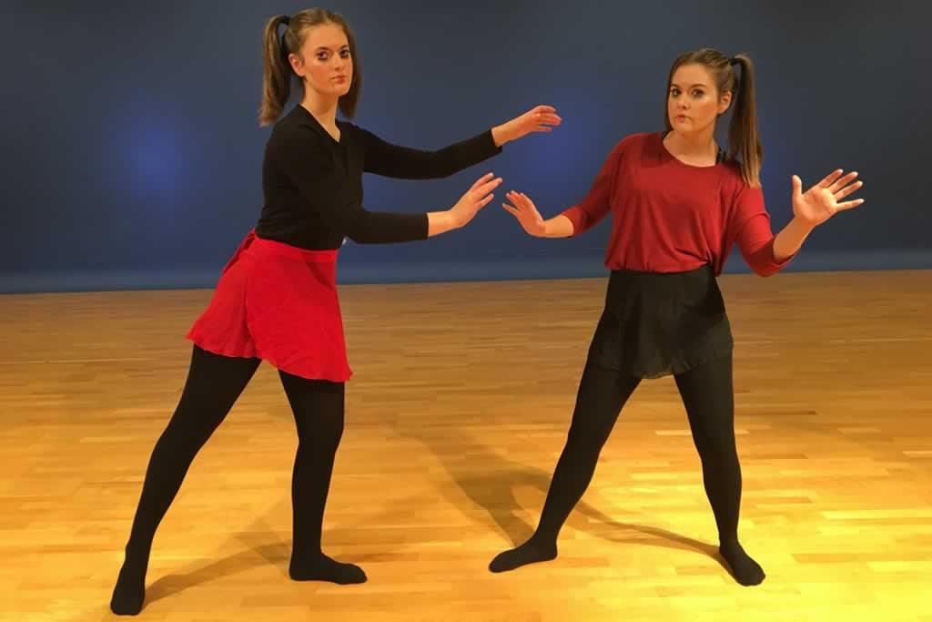 Secondary Dance