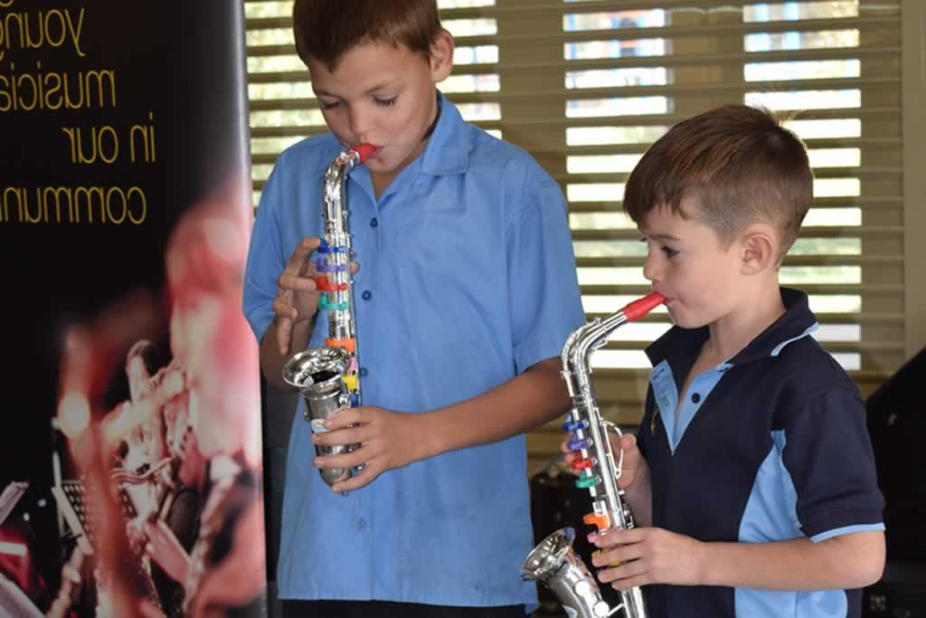 Western Australian Youth Concert Band (WAYJO)