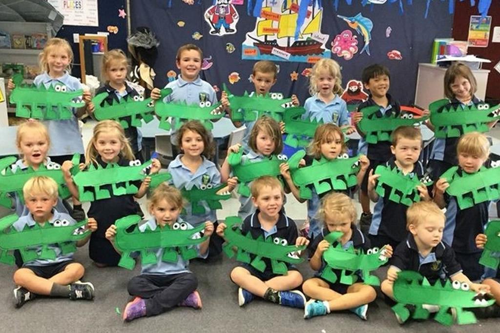 Pre-primary Classroom – Term 3