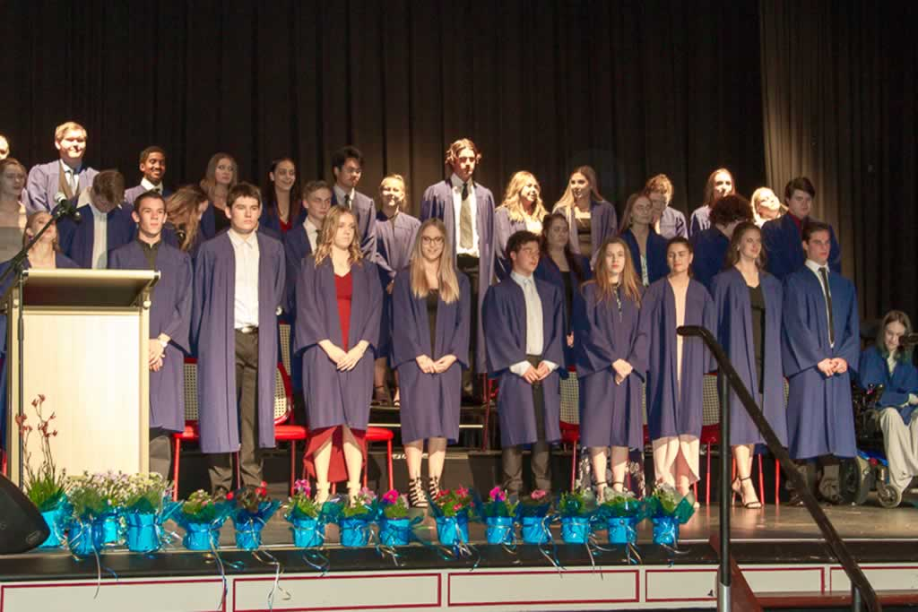 Year 12 Graduation Cl Of