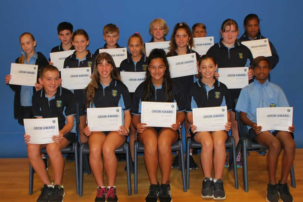 Secondary Assembly – Term 1, Week 6