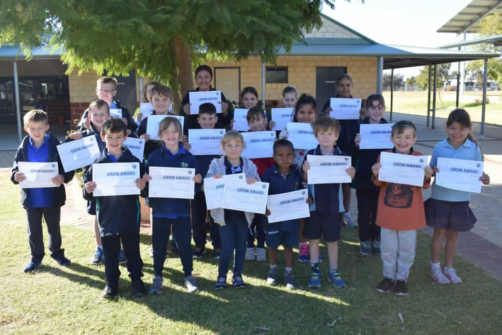 Primary Assembly – Term 2, Week 5