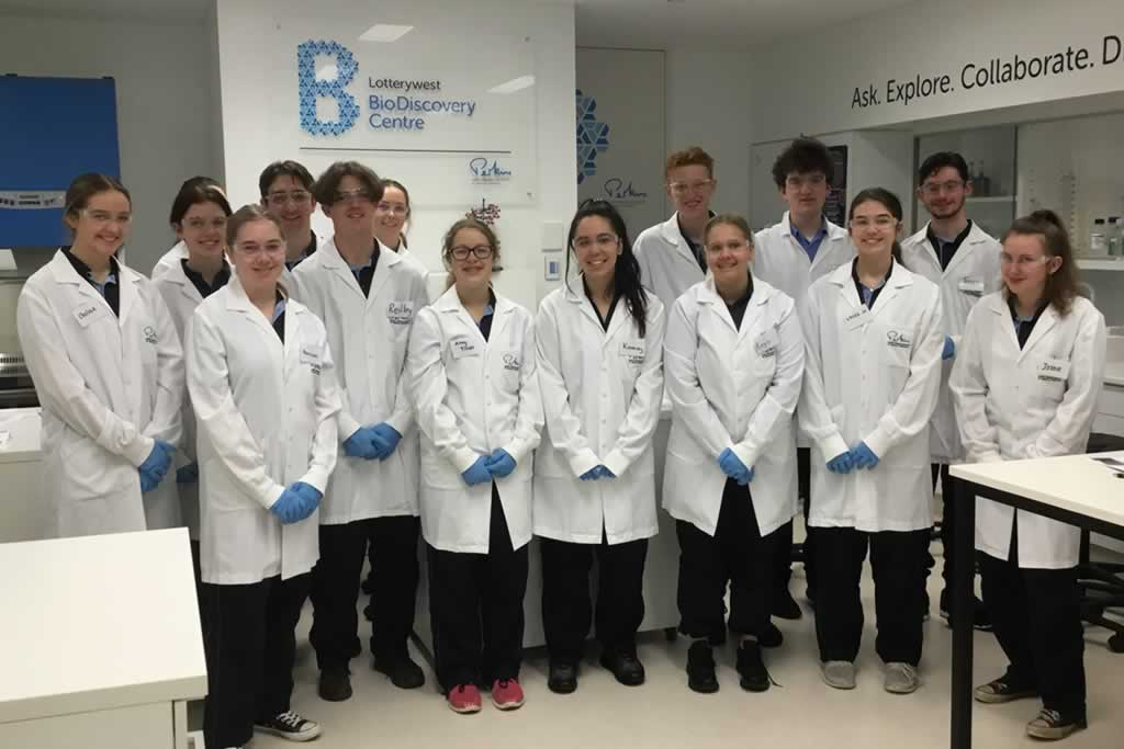 Year 12 Human Biology – Harry Perkins Bio Discovery Centre