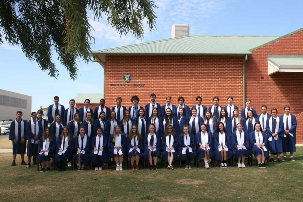 Year 12 Graduation – 'Class of 2019'