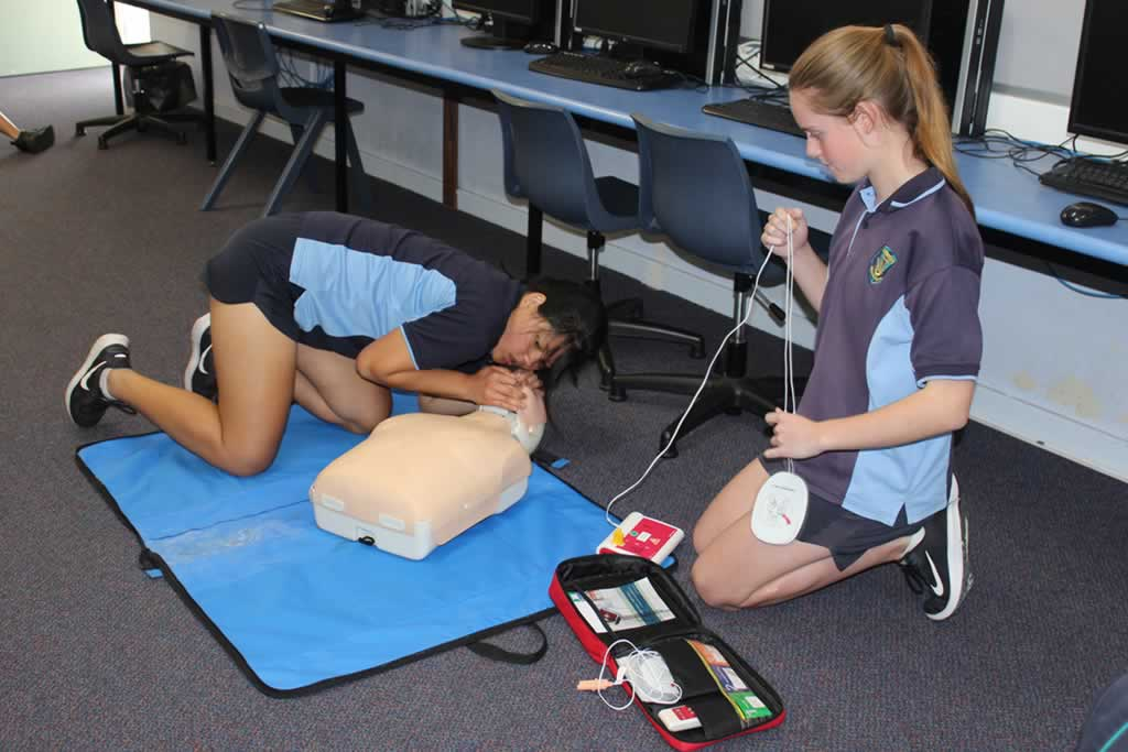 Year 11 First Aid Course