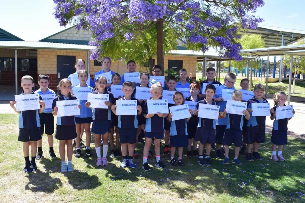 Primary Assembly – Term 4, Week 4
