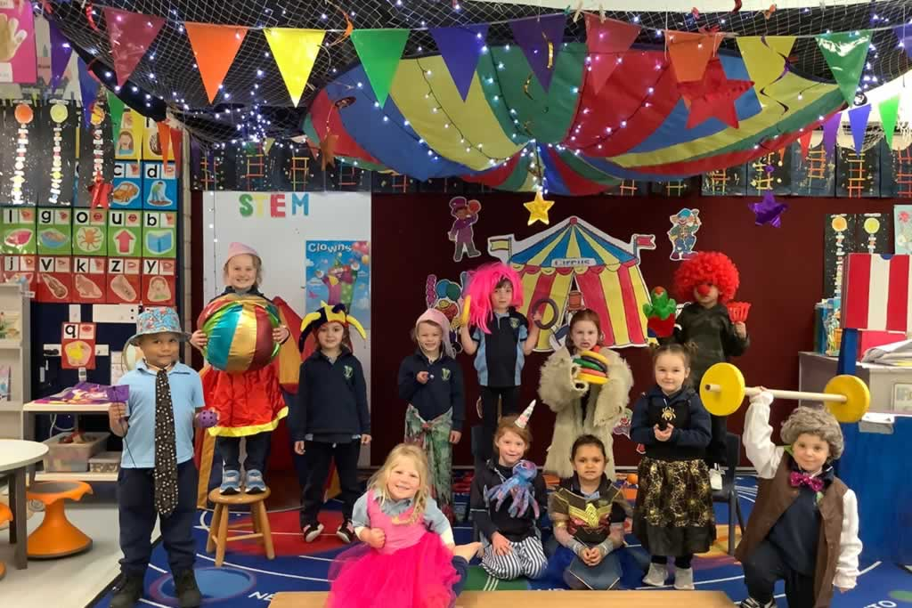 What's been happening in the Kindy/Pre-primary classroom?