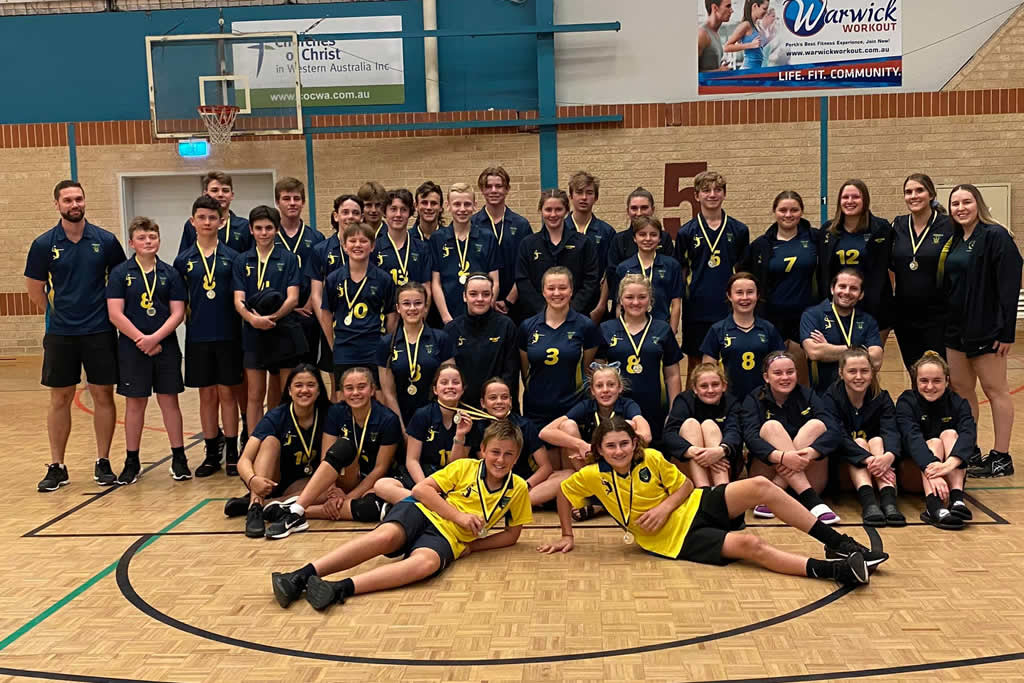 2020 Volleyball WA Schools Cup