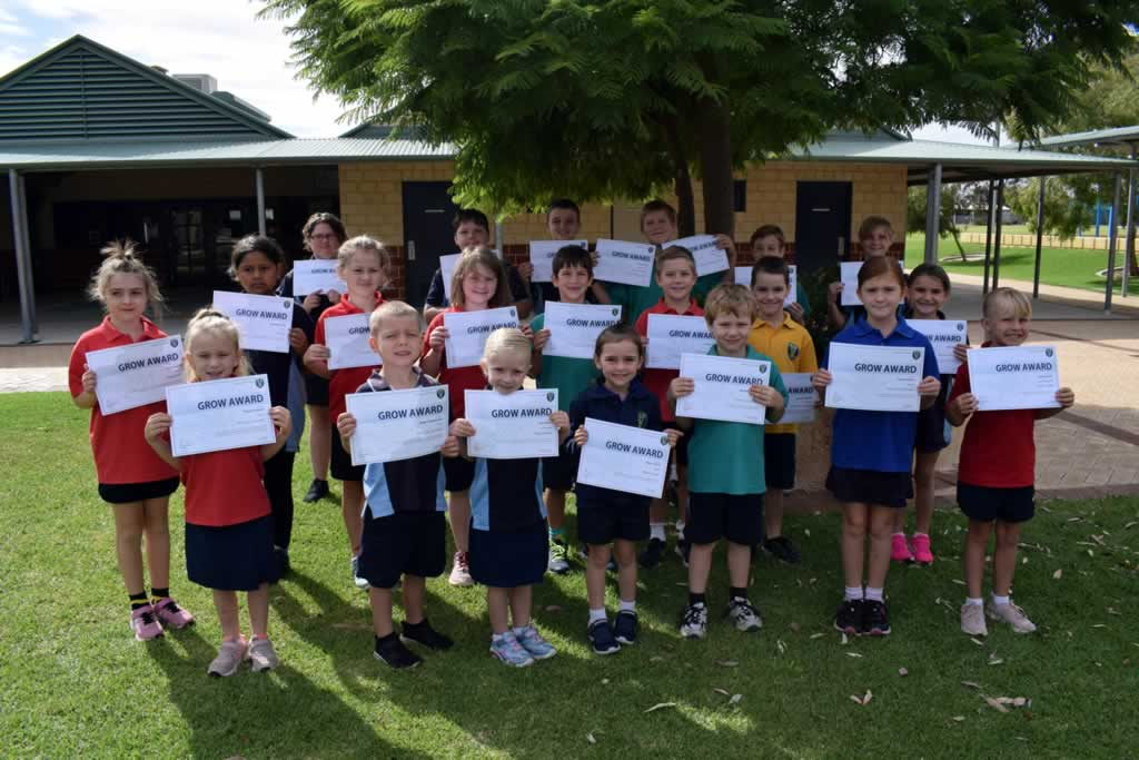 Primary Assembly – Term 1, Week 8