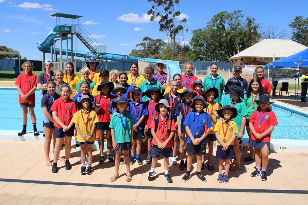 Year 3-12 Inter-house Swimming Carnival