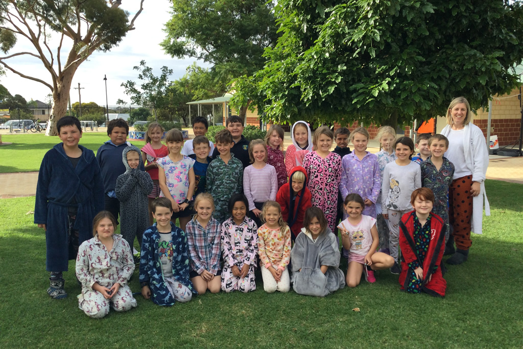 Year 3 Pjs and Pancakes Afternoon